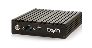 Compact Versatile Digital Signage Player