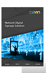 Download CAYIN's Digital Signage Solutions Brochure
