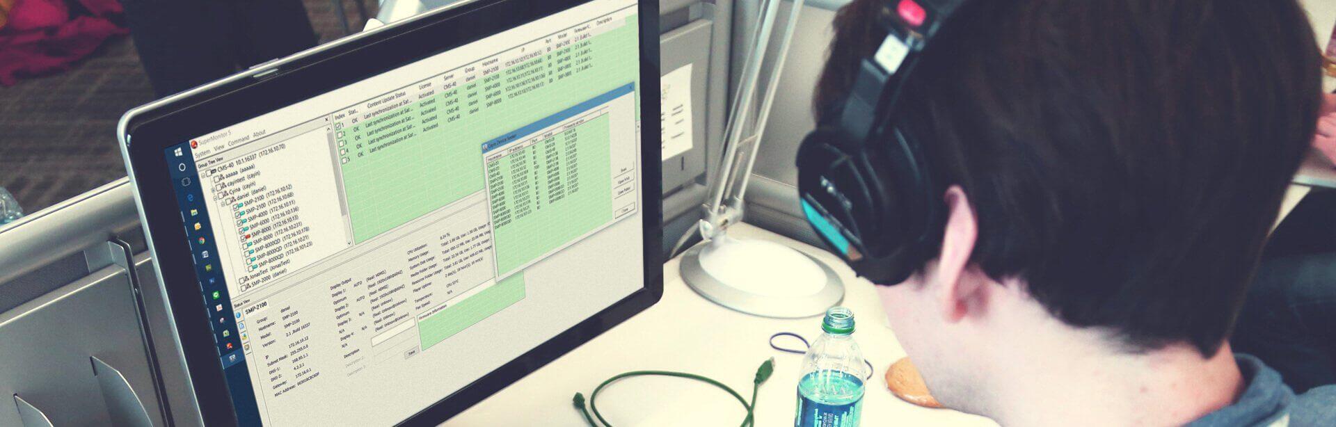CAYIN Tech | SuperReporter2 Advanced Digital Signage Reporting