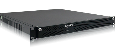 Front view of Digital Signage Server CMS-60