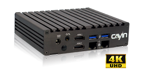 SMP-2210 Compact 4K UHD Digital Signage Player