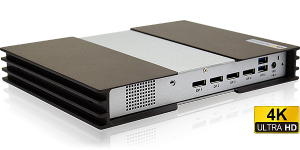 SMP-8000 Compact Versatile Digital Signage Player for 4-Display Video Wall