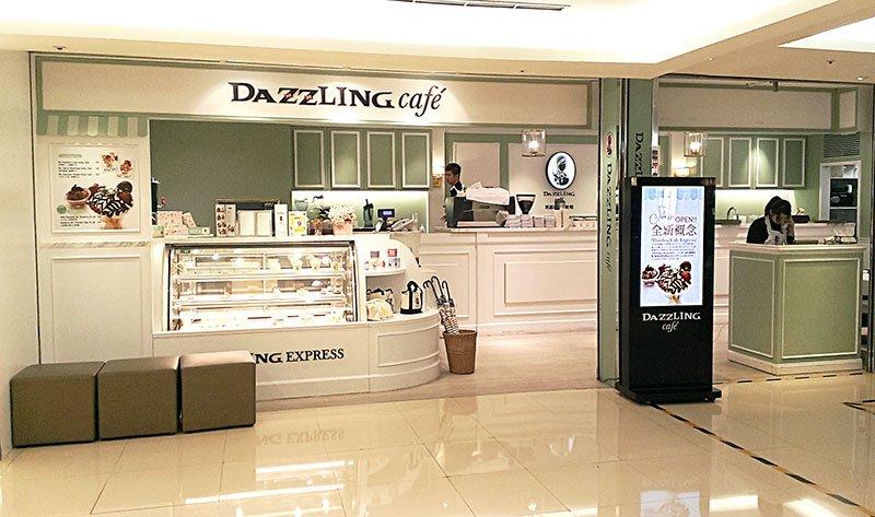 Digital Signage Case Study Dazzling Cafe Taiwan Cayin Technology Co Ltd